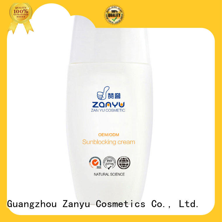 Zanyu OEM african american baby skin care products supply for children