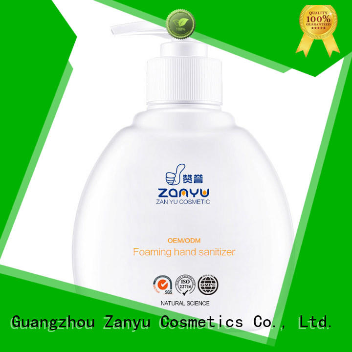 New natural hand sanitizer for babies foaming suppliers for babies