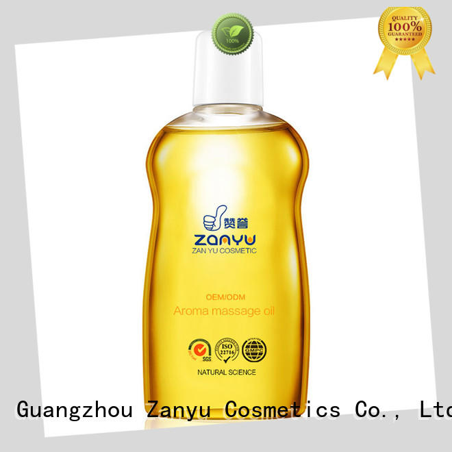 Zanyu moisturizing best oil to use for baby massage suppliers for baby