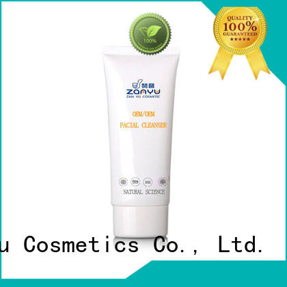 Zanyu cleanser beauty care products safety company for ladies