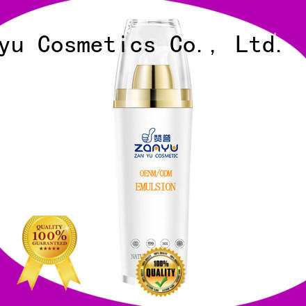 Zanyu Latest best face lotion for normal skin factory for woman