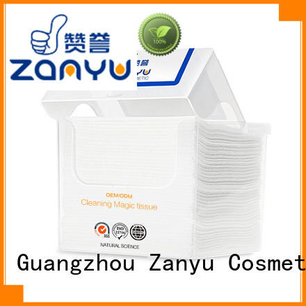 Zanyu Top organic baby wipes manufacturers for babies