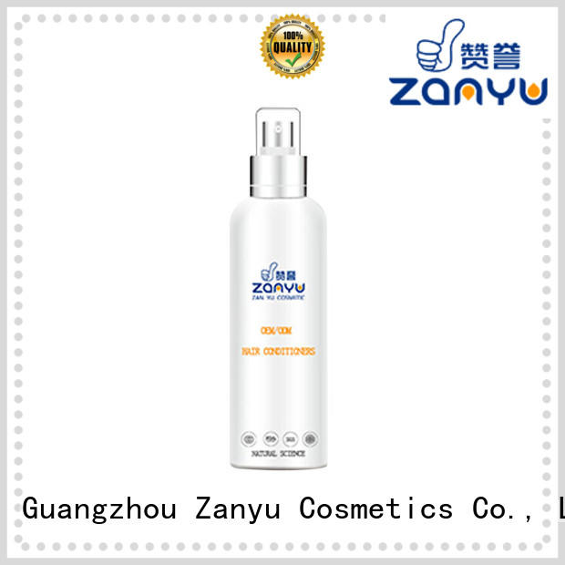 Zanyu OBM hair spray for setting hair manufacturers for woman