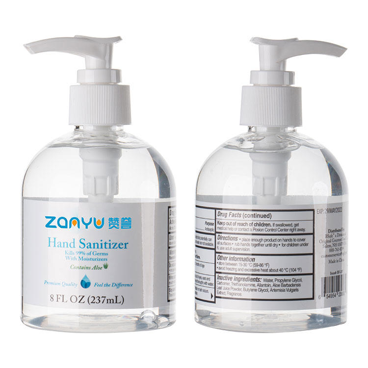 Wholesale 237ml Hand Sanitizer Suppliers