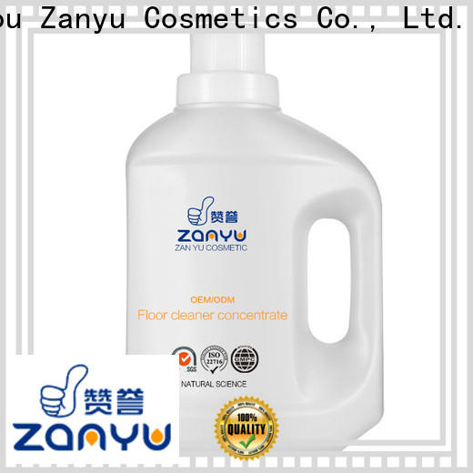Zanyu OEM top non toxic cleaning products suppliers for kids