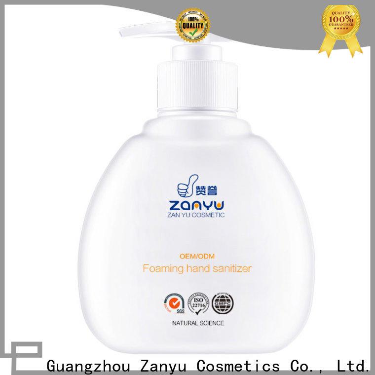 Zanyu hand alcoholic hand sanitizer supply for kids