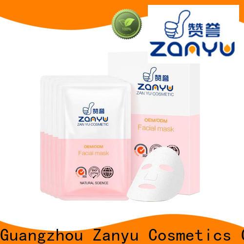Zanyu Latest moisturizing skin mask company for wommen