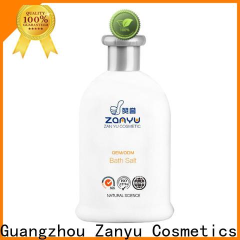 Zanyu Custom bathing in salt water company for personal care