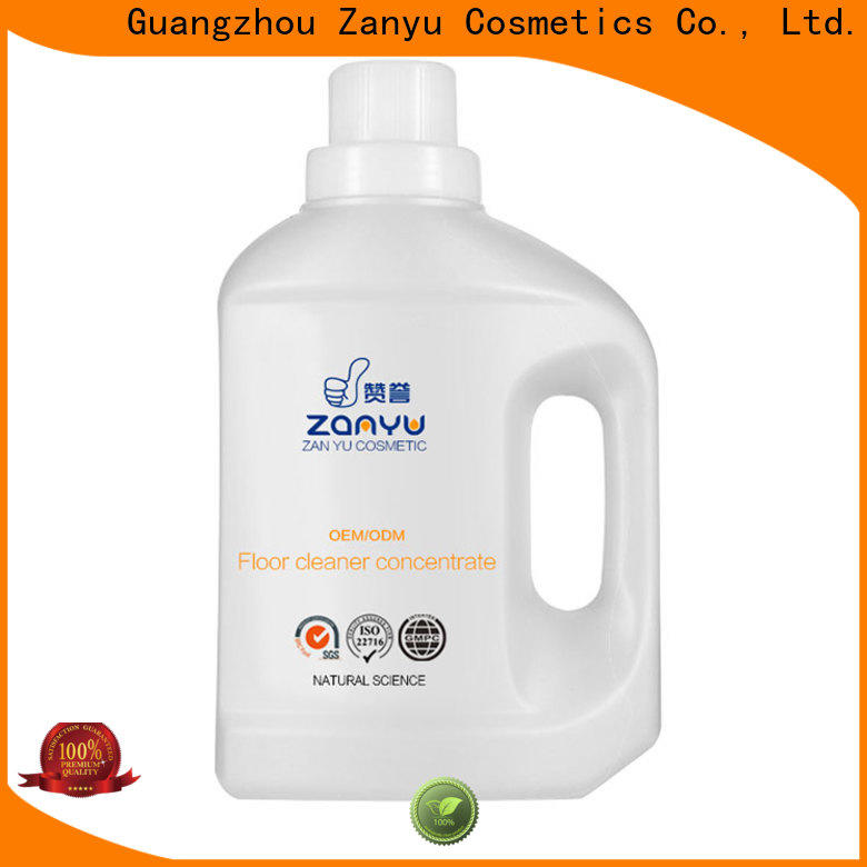 Zanyu concentrate best parquet floor cleaner suppliers for woman