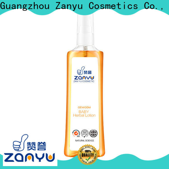 Zanyu High-quality improve baby skin colour factory for children