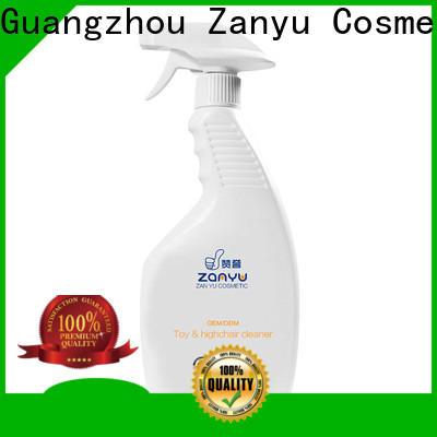New eco friendly baby detergent foaming supply for baby girl