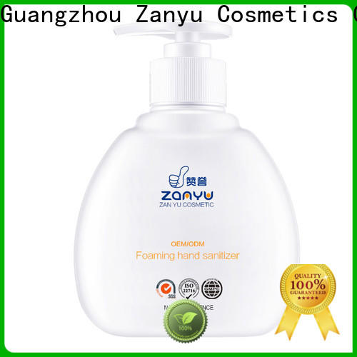 Zanyu OBM natural organic cleaners company for baby