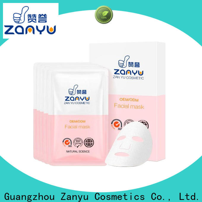 Zanyu face beauty and care products factory for personal care