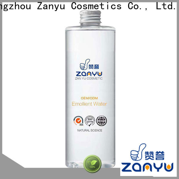Zanyu OBM personal skin care products factory for personal care