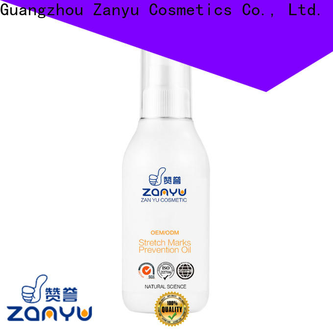 Zanyu Latest best lotion for reducing stretch marks supply for woman