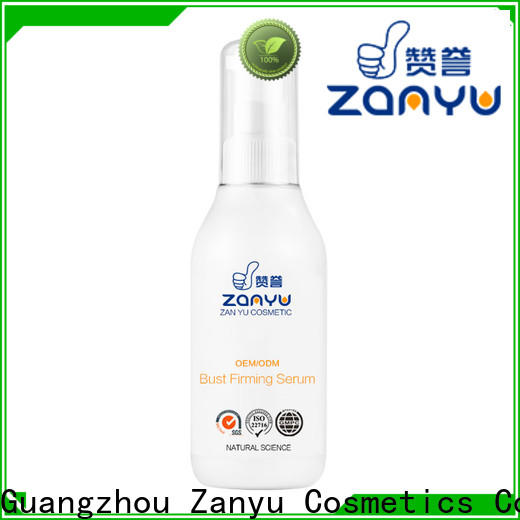 Zanyu Best natural body firming cream manufacturers for wommen