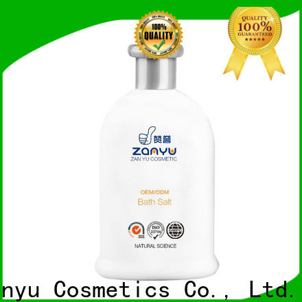Zanyu OBM bath salt supplier manufacturers for woman