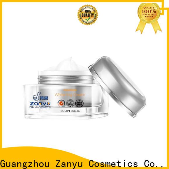 cream and moisturizer