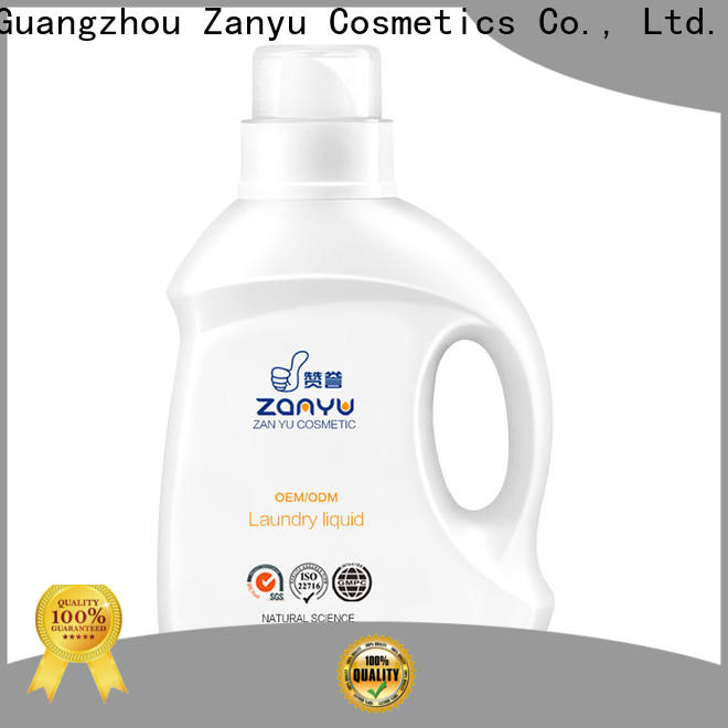 Zanyu Wholesale gentle clothes detergent for business for ladies