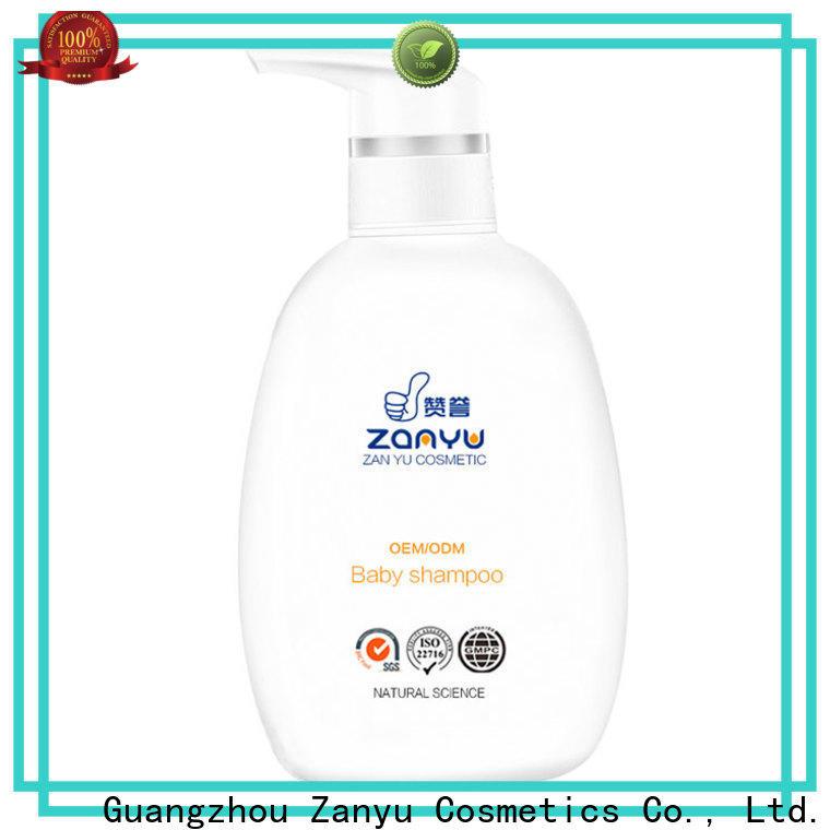 healthy baby shampoo