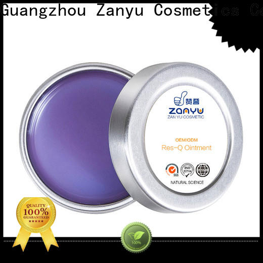 Zanyu essential best organic baby balm suppliers for baby