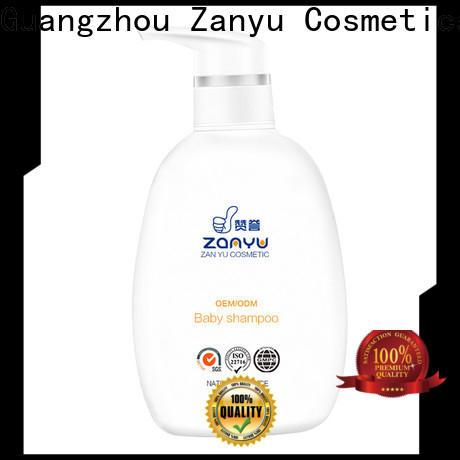 Zanyu baby organic baby bath wash company for children