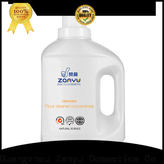 Zanyu ODM baby safe laundry detergent list supply for babies