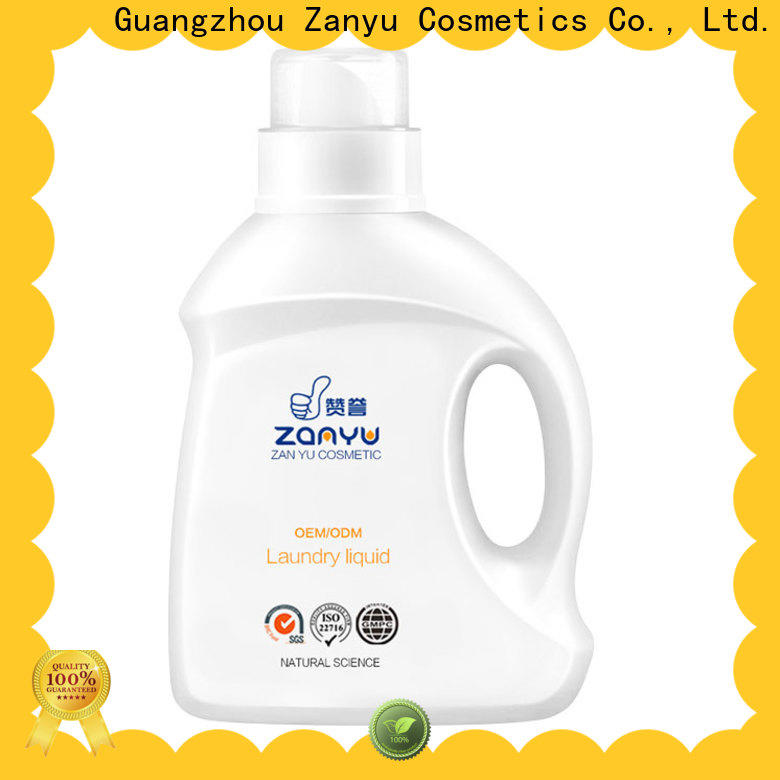 Zanyu laundry top selling laundry detergent company for personal care