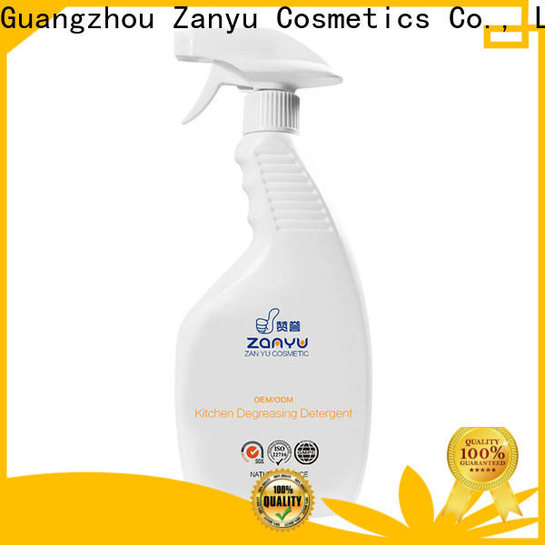 Zanyu New safe kitchen cleaning products manufacturers for baby
