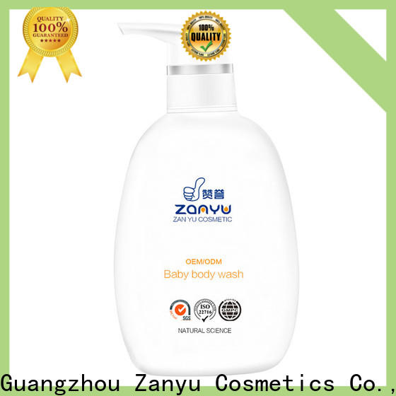 Zanyu Best newborn baby skin care products for business for woman