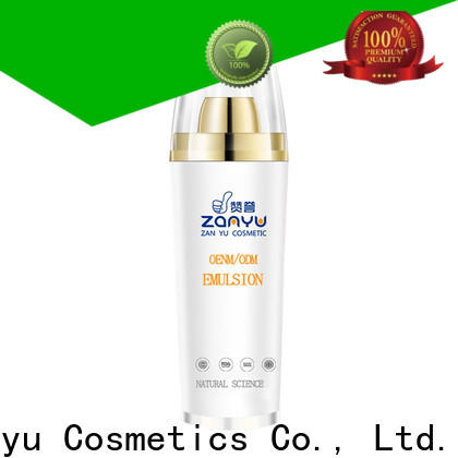 Zanyu emulsion personal care and beauty company for wommen